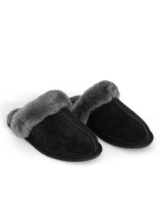Scuffette Mule Sheepskin Slipper