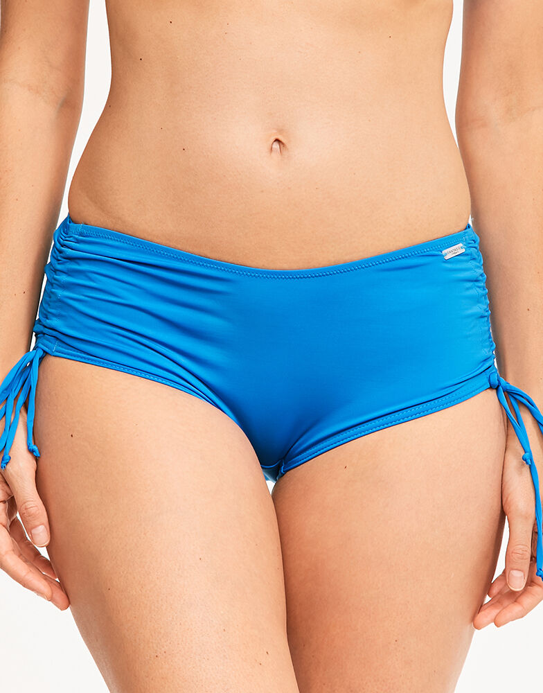 Versailles Adjustable Leg Bikini Short
