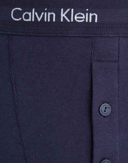 Calvin Klein Refresh Button Fly Long Leg Trunk