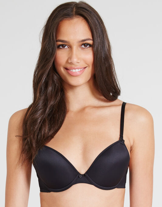 Basic Invisible Backless Push Up Bra