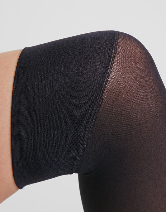 60 Denier Opaque Knee Highs