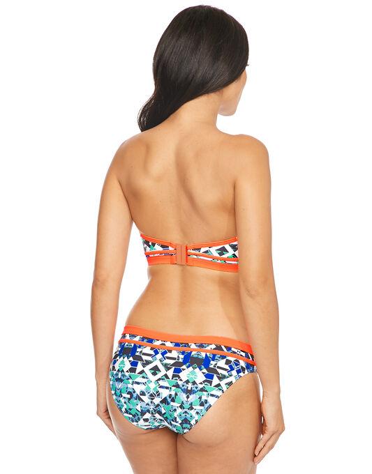 figleaves Mayan Underwired Longline Bikini Top