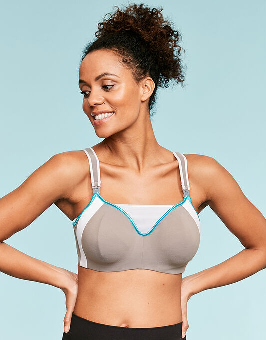 Cake Lingerie Zest Nursing Flexi Wire Sports Bra
