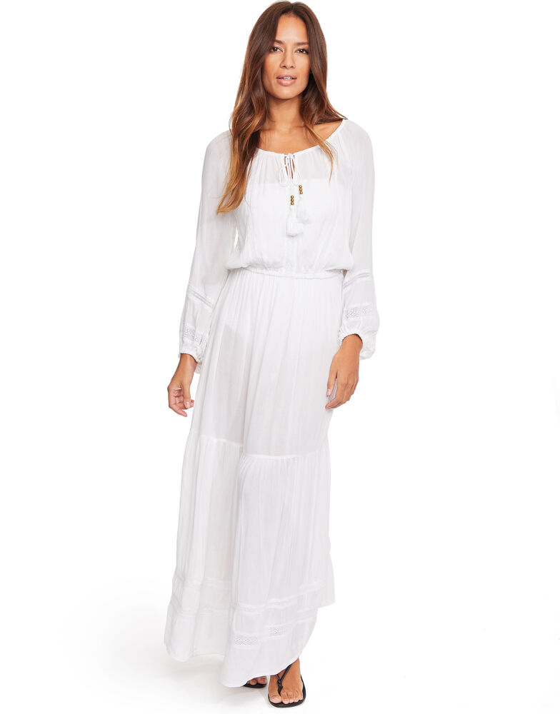 Aura Beach Gypsy Dress