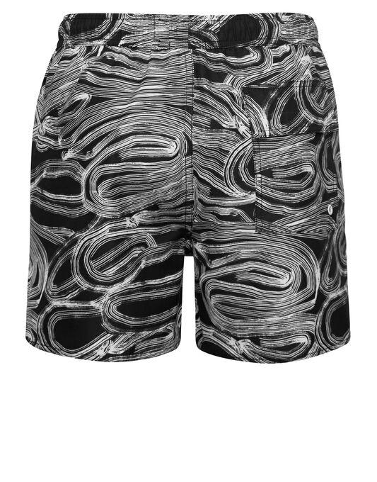 Native Youth Picasso Swim Short
