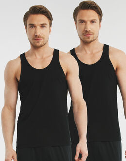 Calvin Klein CK One Cotton Stretch 2 Pack Tank