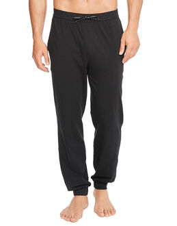 BOSS Black Mix & Match Jersey Cuffed Jogger