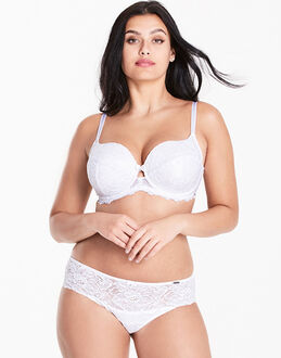 figleaves curve The Rose Lace Balcony Bra