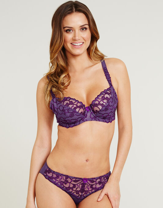 Chloe Underwired Balcony Bra