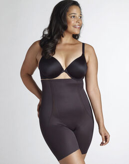 Miraclesuit Shapewear Extra Firm Control Hi-Waist Thigh Slimmer