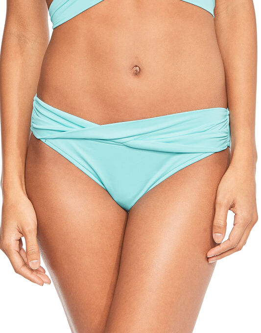 Seafolly Twist Band Hipster Brief