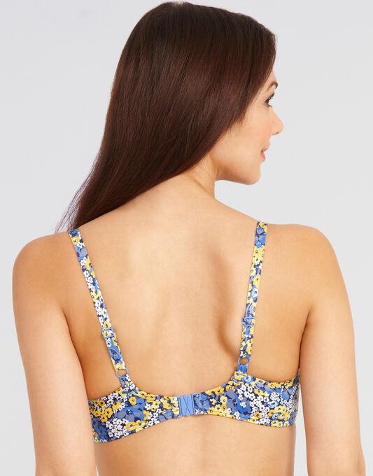 Posy Underwired Padded Sweetheart Bikini Top