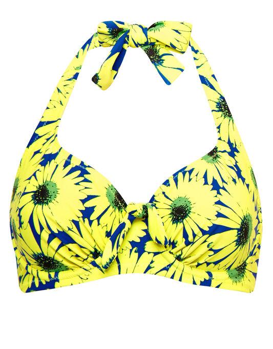 Pour Moi? Crazy Daisy Underwired Bikini Top