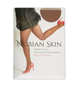 Nubian Skin Matt 10 Denier Tights
