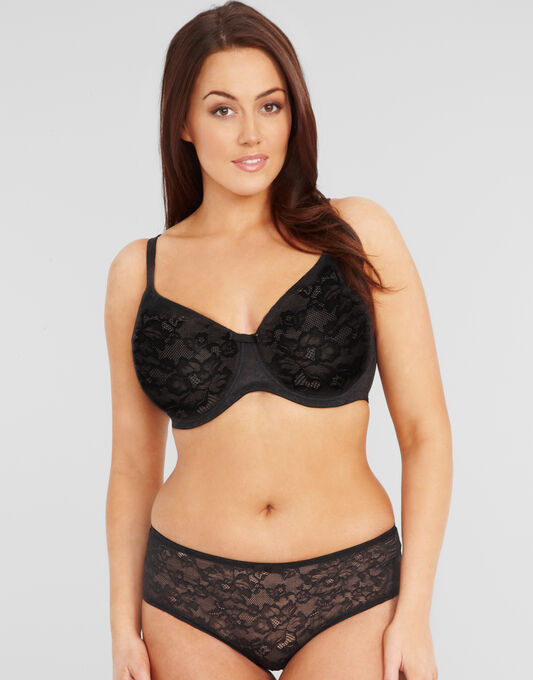 Sculptresse by Panache Pure Lace Short