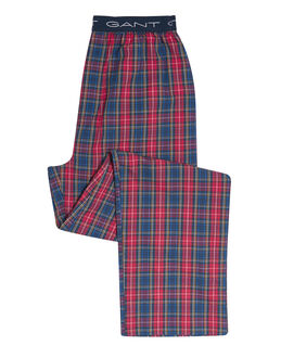 Gant Red Check Woven PJ Bottoms