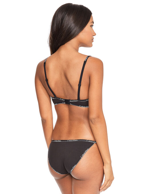 Calvin Klein CK ID Cotton Demi Push Up