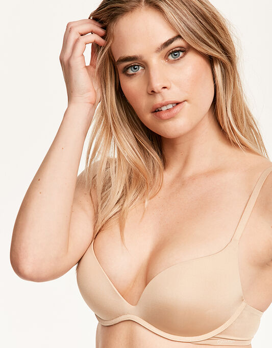 Calvin Klein Push Positive Non Wired Push Up Bra