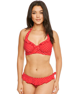 Pour Moi? Hot Spots Halter Underwired Bikini Top