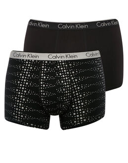 Calvin Klein CK One Holiday Cotton 2 Pack Trunk Gift Box