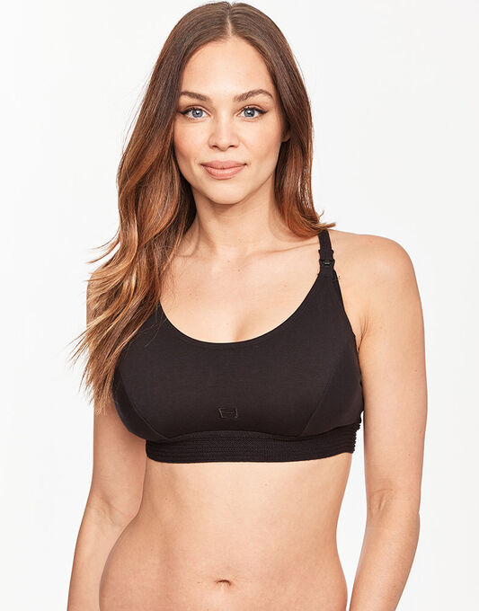 Emma Jane Cotton Nursing/Sleep Bra