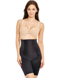 Miraclesuit Shapewear Classic Rigid Panel Hi-waist Long Leg