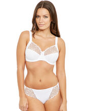 Jacqueline Underwired Full Cup Bra With Side Support