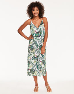 Seafolly Palm Beach Slip Dress