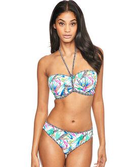 Freya Swim Tropicool Underwired Padded Bandeau Bikini Top