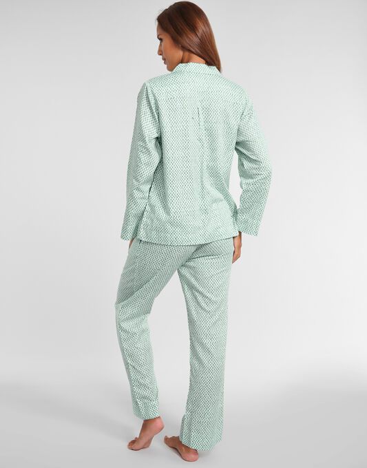 Yawn Luxury Cotton Sateen PJ Set