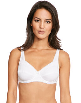 Playtex Classic Cotton Support Underwired Bra