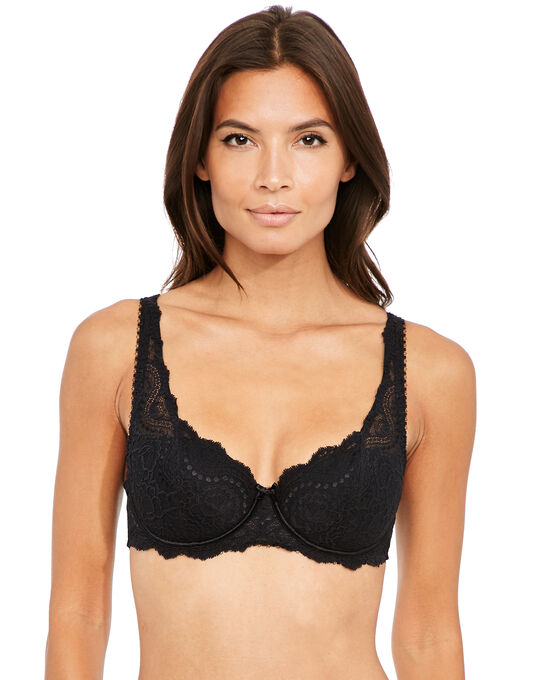 Playtex Flower Lace Lightly Padded Bra
