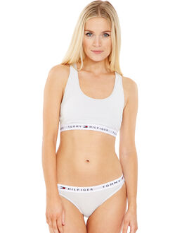 Tommy Hilfiger Cotton Bralette Iconic Stripe