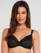 Belle Homme 3 Section Underwired Bra