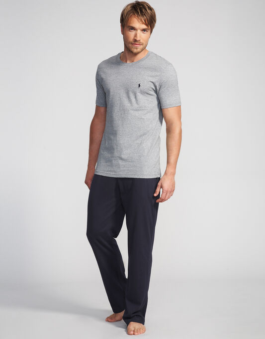 Polo Player Short Sleeve Crew Neck T-Shirt