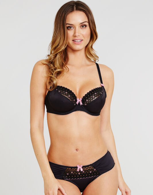 Freya Enchanted Underwired Plunge Balcony Bra