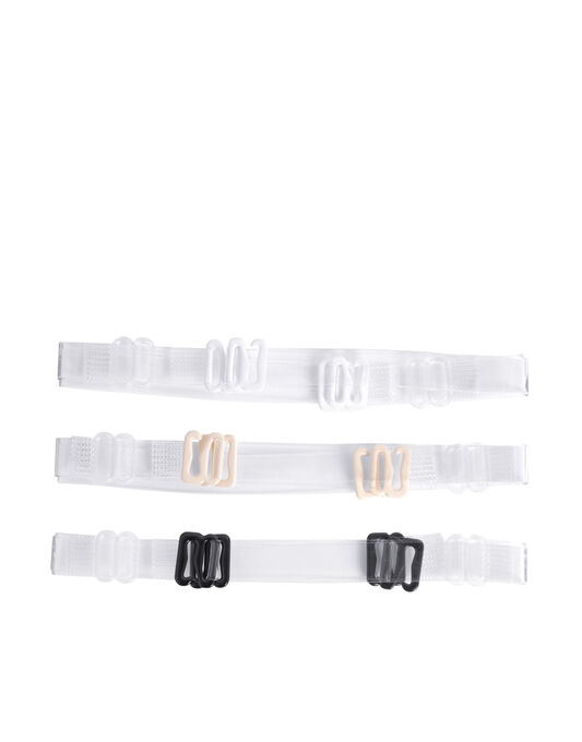 Fashion Forms Clear Straps