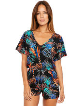 Fern Multi Playsuit