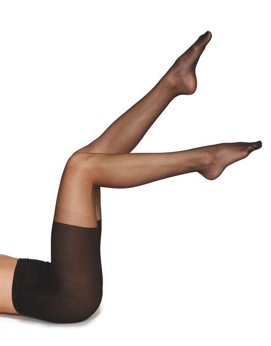 15 denier In-power Line Super Shaping Sheer Tights