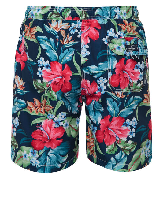 Hackett Hawaiian Volley Swim Short