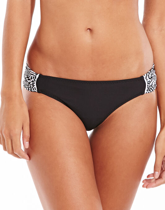 Mirage Colourblock Side Tab Hipster Brief