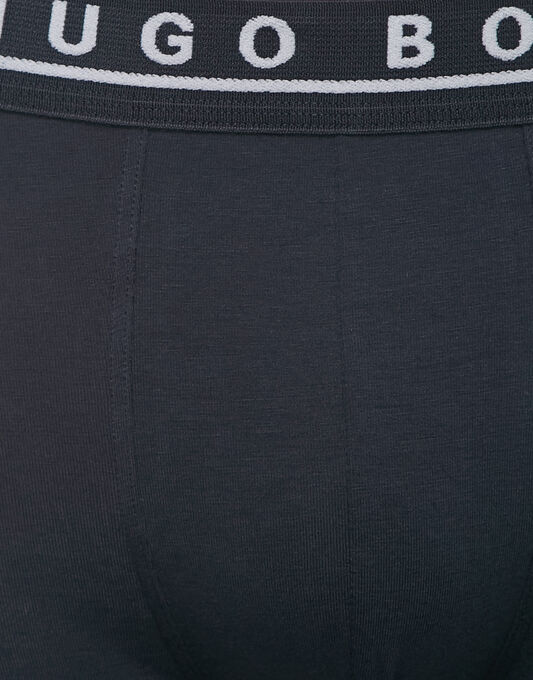 BOSS Black Cotton Stretch 3 Pack Trunk