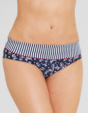 Anchor Fold Bikini Brief