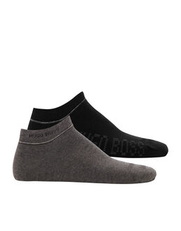 BOSS Black AS Design 2 Pack Socks