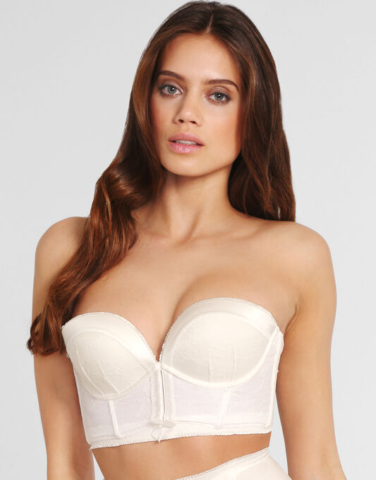Retrolution Strapless Bra