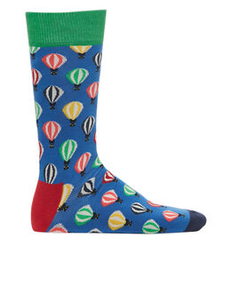 Happy Socks Balloons Print Sock
