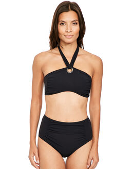 figleaves Icon Ring High Neck Soft Bikini Top