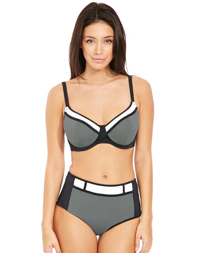 Bondi Underwired Sweetheart Padded Bikini Top