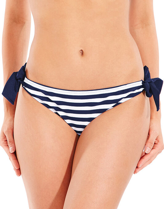 Boardwalk Side Tie Brief