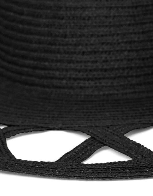 Cannes Cut Out Floppy Hat